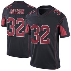 Derrick Coleman Arizona Cardinals Youth Limited Color Rush Vapor Untouchable Nike Jersey - Black