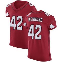 Devon Kennard Arizona Cardinals Men's Elite Team Color Vapor Untouchable Nike Jersey - Red