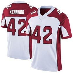 Devon Kennard Arizona Cardinals Men's Limited Vapor Untouchable Nike Jersey - White