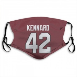 Devon Kennard Arizona Cardinals Reusable & Washable Face Mask
