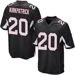 Dre Kirkpatrick Arizona Cardinals Youth Game Alternate Nike Jersey - Black