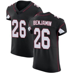 Eno Benjamin Arizona Cardinals Men's Elite Alternate Vapor Untouchable Nike Jersey - Black