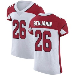 Eno Benjamin Arizona Cardinals Men's Elite Vapor Untouchable Nike Jersey - White