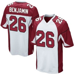 Eno Benjamin Arizona Cardinals Men's Game Nike Jersey - White