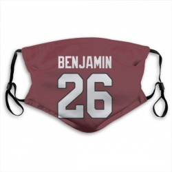 Eno Benjamin Arizona Cardinals Reusable & Washable Face Mask