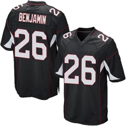 Eno Benjamin Arizona Cardinals Youth Game Alternate Nike Jersey - Black