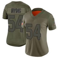 Isaiah Irving Arizona Cardinals Women's Limited 2019 Salute to Service Nike Jersey - Camo