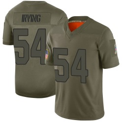 Isaiah Irving Arizona Cardinals Youth Limited 2019 Salute to Service Nike Jersey - Camo