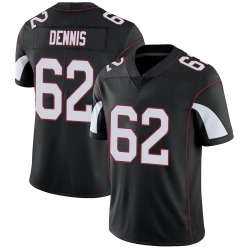 Jackson Dennis Arizona Cardinals Youth Limited Vapor Untouchable Nike Jersey - Black