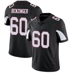 Jake Benzinger Arizona Cardinals Youth Limited Vapor Untouchable Nike Jersey - Black