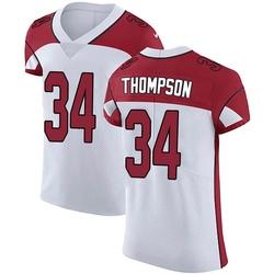 Jalen Thompson Arizona Cardinals Men's Elite Vapor Untouchable Nike Jersey - White