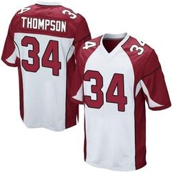 Jalen Thompson Arizona Cardinals Men's Game Nike Jersey - White