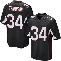 Jalen Thompson Arizona Cardinals Youth Game Alternate Nike Jersey - Black