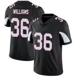 Jarren Williams Arizona Cardinals Youth Limited Vapor Untouchable Nike Jersey - Black