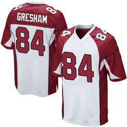 Jermaine Gresham Arizona Cardinals Men's Game Nike Jersey - White