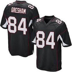 Jermaine Gresham Arizona Cardinals Youth Game Alternate Nike Jersey - Black