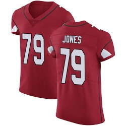 Josh Jones Arizona Cardinals Men's Elite Team Color Vapor Untouchable Nike Jersey - Red