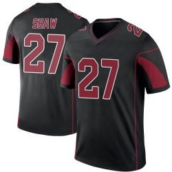 Josh Shaw Arizona Cardinals Youth Color Rush Legend Nike Jersey - Black