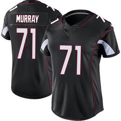 Justin Murray Arizona Cardinals Women's Limited Vapor Untouchable Nike Jersey - Black
