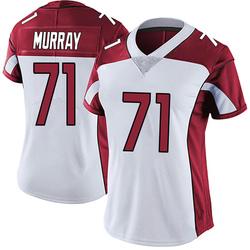 Justin Murray Arizona Cardinals Women's Limited Vapor Untouchable Nike Jersey - White