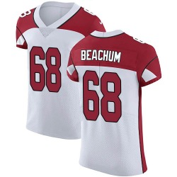 Kelvin Beachum Arizona Cardinals Men's Elite Vapor Untouchable Nike Jersey - White