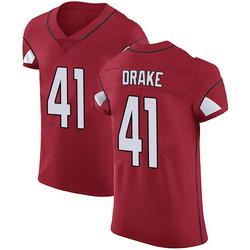 Kenyan Drake Arizona Cardinals Men's Elite Team Color Vapor Untouchable Nike Jersey - Red
