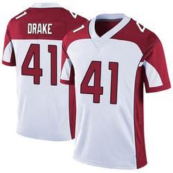 Kenyan Drake Arizona Cardinals Men's Limited Vapor Untouchable Nike Jersey - White