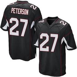 Kevin Peterson Arizona Cardinals Men's Game Alternate Nike Jersey - Black