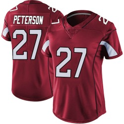 Kevin Peterson Arizona Cardinals Women's Limited Vapor Team Color Untouchable Nike Jersey - Red