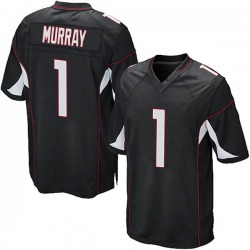 Kyler Murray Arizona Cardinals Men's Game Alternate Nike Jersey - Black