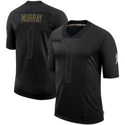 Kyler Murray Arizona Cardinals Men's Limited 2020 Salute To Service Nike Jersey - Black