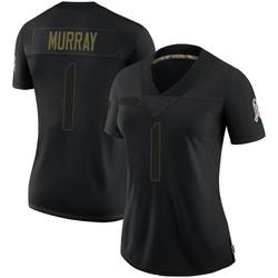 Kyler Murray Arizona Cardinals Women's Limited 2020 Salute To Service Nike Jersey - Black