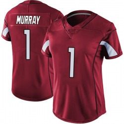 Kyler Murray Arizona Cardinals Women's Limited Vapor Team Color Untouchable Nike Jersey - Red