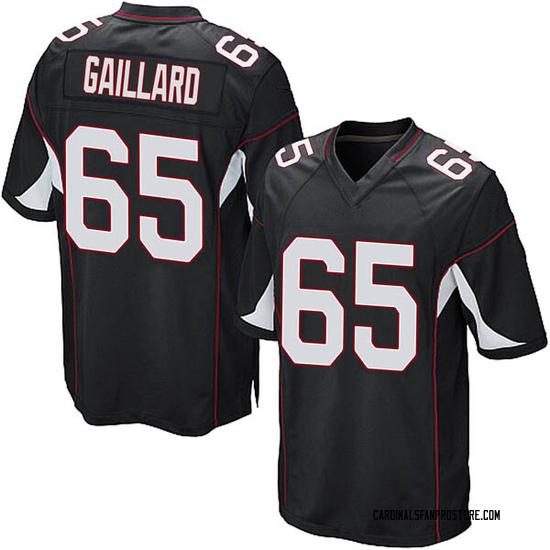 Lamont Gaillard Arizona Cardinals Men's Game Alternate Nike Jersey - Black