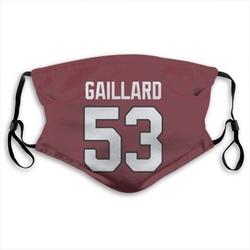 Lamont Gaillard Arizona Cardinals Reusable & Washable Face Mask