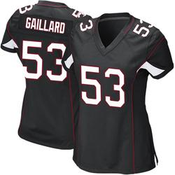 Lamont Gaillard Arizona Cardinals Women's Game Alternate Nike Jersey - Black