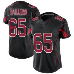 Lamont Gaillard Arizona Cardinals Women's Limited Color Rush Nike Jersey - Black