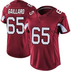 Lamont Gaillard Arizona Cardinals Women's Limited Vapor Team Color Untouchable Nike Jersey - Red