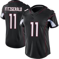 Larry Fitzgerald Arizona Cardinals Women's Limited Vapor Untouchable Nike Jersey - Black