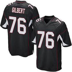 Marcus Gilbert Arizona Cardinals Youth Game Alternate Nike Jersey - Black