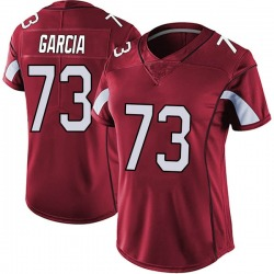 Max Garcia Arizona Cardinals Women's Limited Vapor Team Color Untouchable Nike Jersey - Red