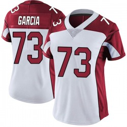 Max Garcia Arizona Cardinals Women's Limited Vapor Untouchable Nike Jersey - White