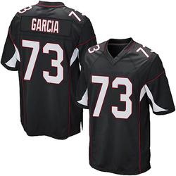 Max Garcia Arizona Cardinals Youth Game Alternate Nike Jersey - Black