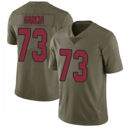 Max Garcia Arizona Cardinals Youth Limited Salute to Service Nike Jersey - Green