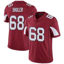 Men's Adam Shuler Arizona Cardinals Men's Limited Cardinal Team Color Vapor Untouchable Nike Jersey