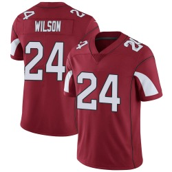 Men's Adrian Wilson Arizona Cardinals Men's Limited Cardinal Team Color Vapor Untouchable Nike Jersey
