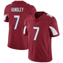 Men's Brett Hundley Arizona Cardinals Men's Limited Cardinal Team Color Vapor Untouchable Nike Jersey