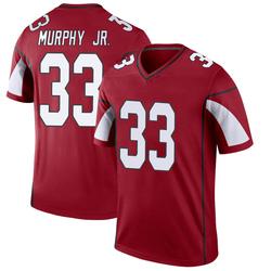 Men's Byron Murphy Arizona Cardinals Men's Legend Cardinal Nike Jersey