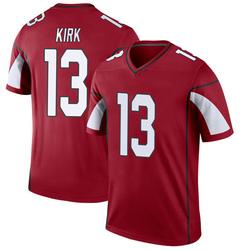 Men's Christian Kirk Arizona Cardinals Men's Legend Cardinal Nike Jersey