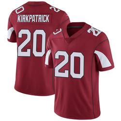 Men's Dre Kirkpatrick Arizona Cardinals Men's Limited Cardinal Team Color Vapor Untouchable Nike Jersey
